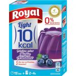 Royal Gelatina Mirtilo 10 Kcal Light 31g