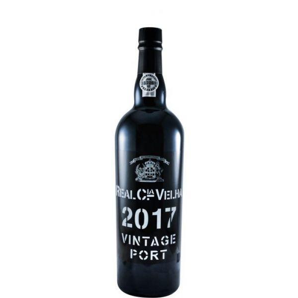 Real Companhia Velha Vintage 2017 Porto 75cl