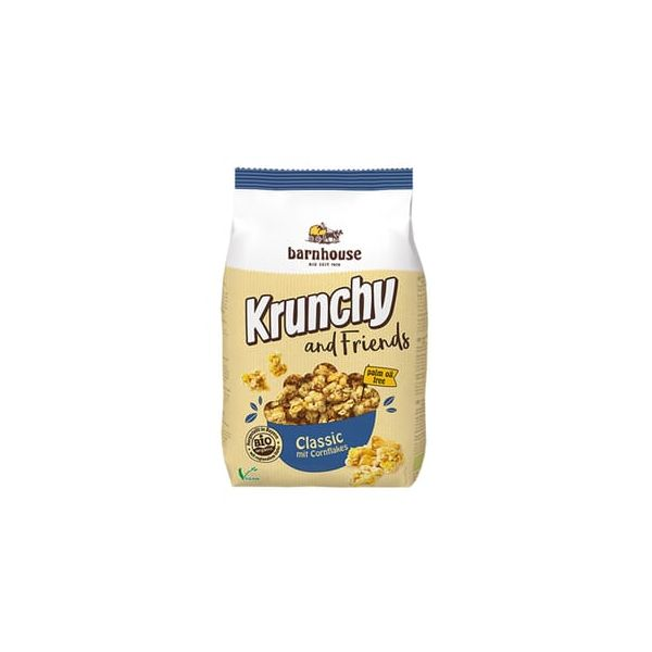 Barnhouse Muesli Krunchy & Friends Clásico 500g