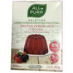 All Pura Gelatina Frutos Vermelhos