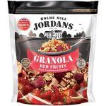 Jordans Super Granola Frutos Vermelhos 550g