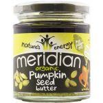 Meridian Foods Manteiga de Sementes de Abóbora Organica 170g
