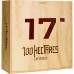 Pack 3 Garrafas 100 Hectares 17º Dezassete Douro Tinto 75cl
