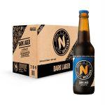Nortada Pack Cerveja Dark Lager 24 unidades