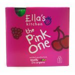 Ella's Kitchen Smoothie Fruit Pink One Multipack 5x90g