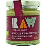 Raw Health Tahini de Sésamo Integral Orgânico 170g
