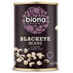 Biona Organic Blackeye Beans 400g
