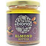 Biona Organic Manteiga de Amêndoa Orgânica 170g