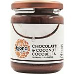 Biona Organic Creme para Barrar de Cacau e Côco CocoBella 250g