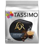 Tassimo L'or® Fortissimo 16 Cápsulas