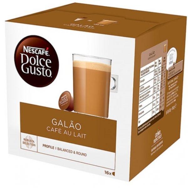 Nescafé Dolce Gusto Café Au Lait - 16 Cápsulas