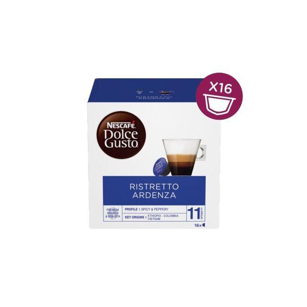 Nescafé Dolce Gusto Espresso Ristretto Ardenza - 16 Cápsulas