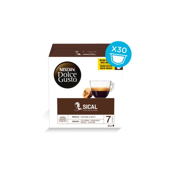 Nescafé Dolce Gusto Espresso Sical - 30 Cápsulas