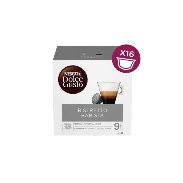 Nescafé Dolce Gusto Espresso Barista - 16 Cápsulas