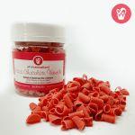 Whirlsensations Risos de Chocolate Vermelho 60g.