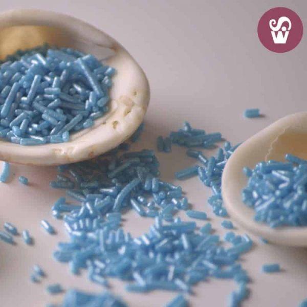 Whirlsensations Granulado Azul Brilhante 250g.