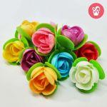 Whirlsensations Flores em Obreia (+/- 20 Un)