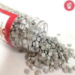 Whirlsensations Confettis Mini Prata 55g.