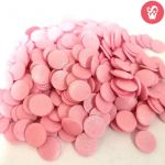 Whirlsensations Confettis Maxi Rosa Claro 55g.
