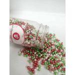 Whirlsensations Pérolas Choc. Branco, Vermelha e Verde 65g.