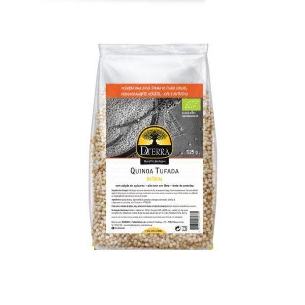 DaTerra Quinoa Tufada Bio 125g