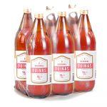 Cerveja QUINAS Pack de Cervejas em Garrafas 6x 1L