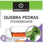 NatureFoods Chá Infusão Quebra Pedra 10 Saquetas
