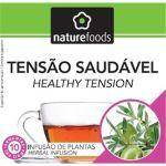 NatureFoods Chá Infusão Tensão Saudável 10 Saquetas