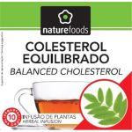 NatureFoods Chá Infusão Colesterol Equilibrado 10 Saquetas
