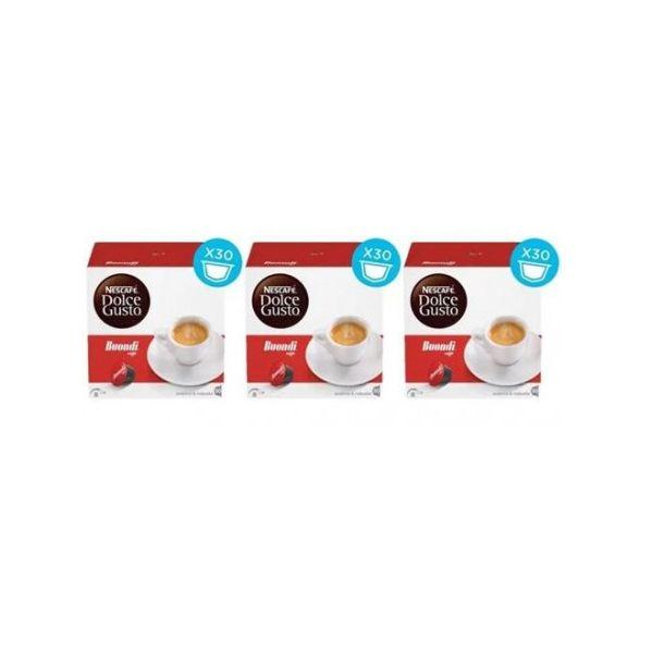 Nescafé Dolce Gusto Espresso Buondi - 30 Cápsulas