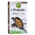 Cem Porcento a Granola+ Chocolate e Coco 350g
