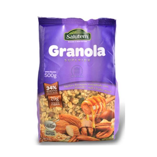 Salutem Granola Superior 500g