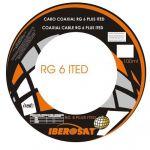 Iberosat Cabo Coaxial ITED RG6 100m - RG6