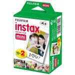 Fujifilm Carga Instax Mini Glossy Pack 2x10 Películas