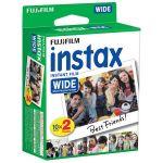 Fujifilm Carga Instax Wide Glossy 20un