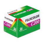 Fujifilm Rolo Fujicolor C200 135/36