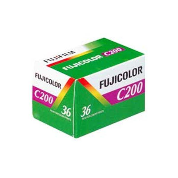 Fujifilm Rolo Fujicolor C200 135/36 x2