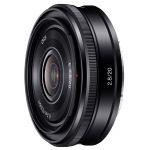 Objetiva Sony 20mm F/2.8 E-Mount SEL-20F28