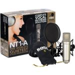 Rode NT1-A Complete Vocal Recording Solution - 600.100.01