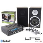 Boost Boost-KS40 Kit Karaoke Bluetooth