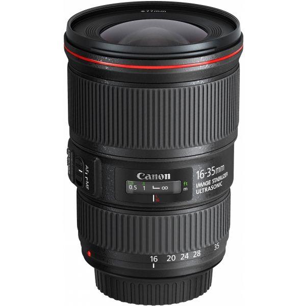 Objetiva Canon EF 16-35mm f/4 L IS USM