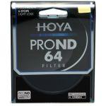 Hoya Filtro PRO ND64 55mm