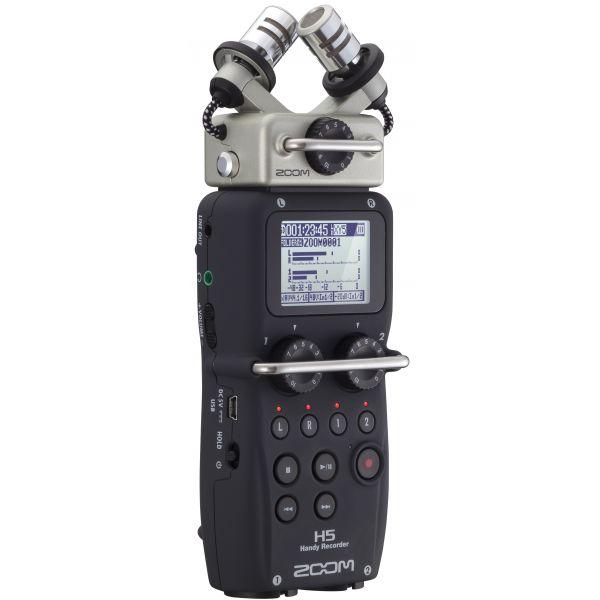 Zoom Gravador Portátil Handy Recorder H5