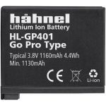 Hahnel Bateria AHDBT-401 3.8V 1160mAh para GoPro Hero 4