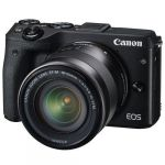 Canon EOS M3 + 18-55mm EF-M IS STM