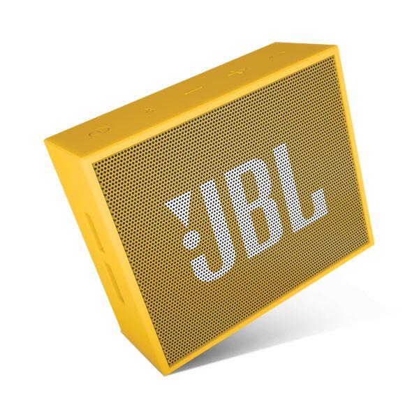 JBL Coluna Go Yellow