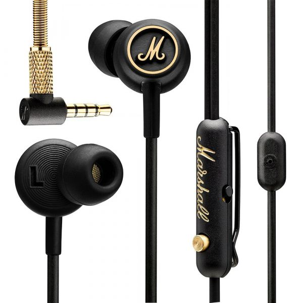 Marshall Auriculares Mode EQ Black
