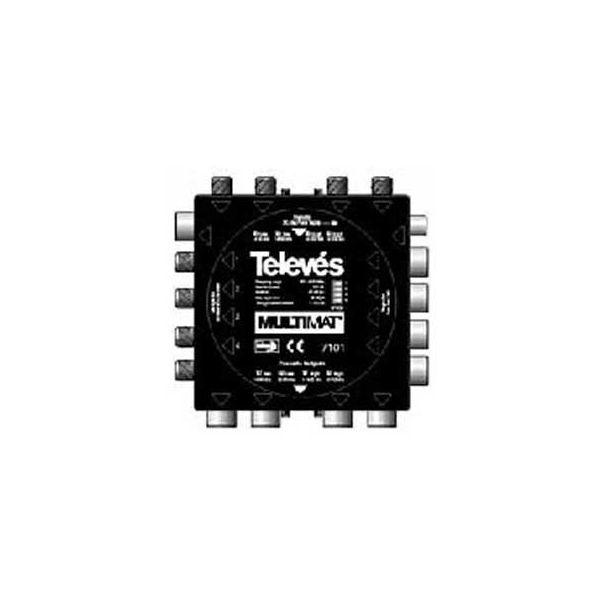 Televes Comutador 4E-4S-4SP-4EP Multimap - 7101