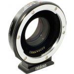 Metabones Speed Booster Ultra 0.71x T Anel Adaptador Canon EF para Corpo Micro 4/3