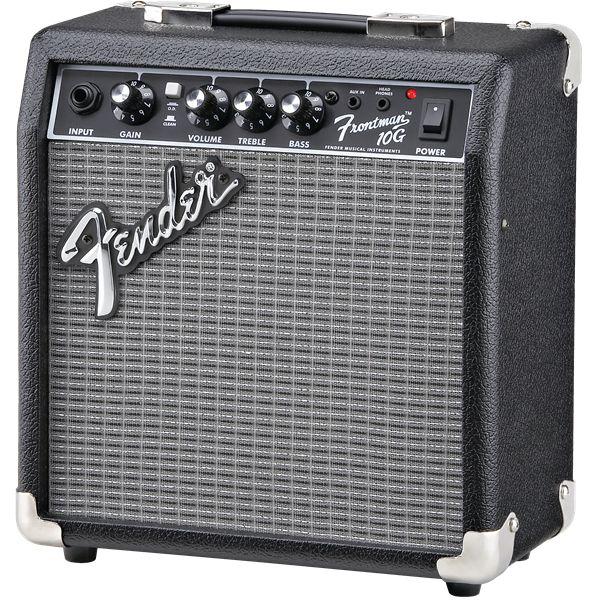 Fender Amplificador Frontman 10G